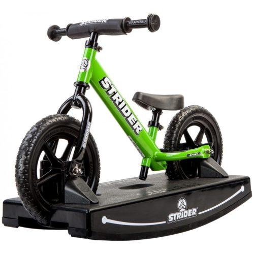 Strider 12 Sport Baby Bundle - Green